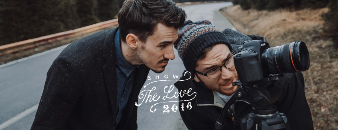 Behind The Scenes  – Show The Love Promo