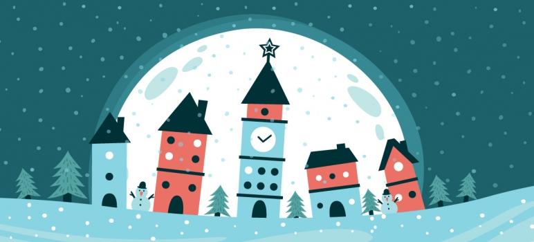 The Christmas Story-Turneu De Crăciun